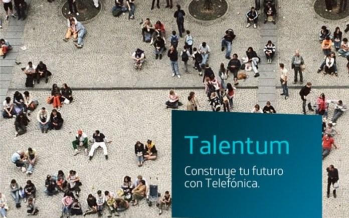 Talentum Telefónica. Becas Telefónica