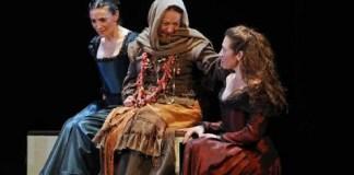 El caballero de Olmedo en el Teatro de la Comedia