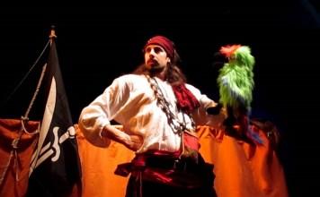 Teatro de Títeres Quiero ser pirata