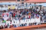 La Plaza del Matadero en Verano