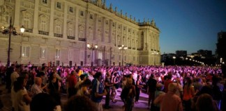 Baila en la calle