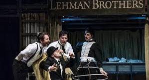 Musical Lehman Trilogy en los Teatros del Canal