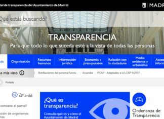 portal transparencia madrid