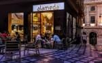 Restaurante Alameda en la calle Jorge Juan