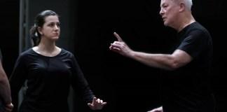Turandot en el Teatro Real dirigida por Robert Wilson