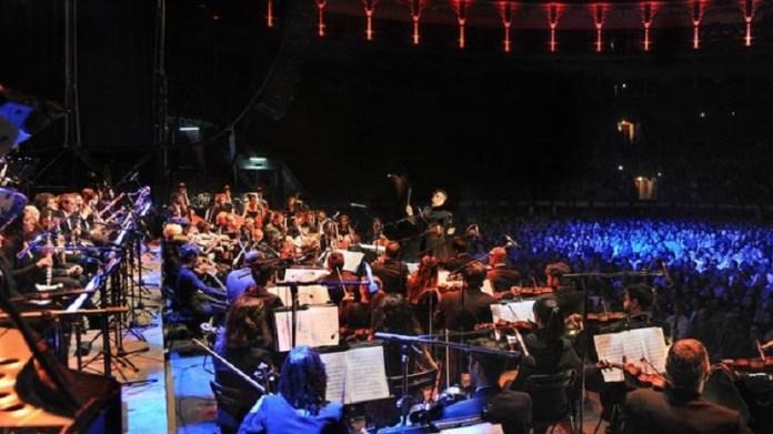 John Williams por la Film Symphony Orchestra