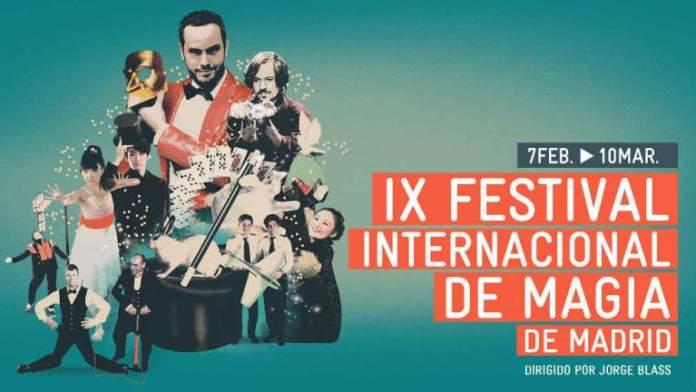 IX Festival Internacional de Magia