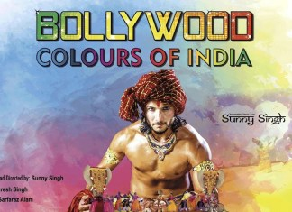 Bollywood, colours of India