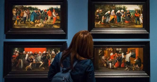 Brueghel en el palacio Gaviria