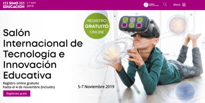 Proyectos de innovacion TIC en Simo Educacion 2019