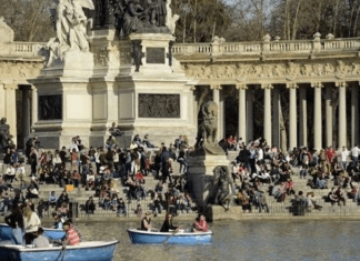 turismo madrid, reactivacion turismo madrid