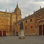 Ofertas hoteles Salamanca diciembre 2014