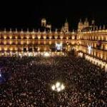 Programa Nochevieja Universitaria Salamanca 2015