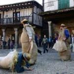 Carnavales en la Alberca 2016