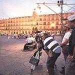 Nuevo rodaje de pelicula en Salamanca 2016