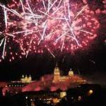 Horario fuegos Artificiales Fiestas de Junio Salamanca 2016