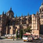 Datos Turistas primer semestre Salamanca 2016