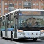 Nuevo recorrido de los autobuses urbanos en Salamanca por la Cabalgata 2017