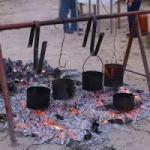 Programa Fiestas de San Blas y las Aguedas Santibañez de la Sierra 2017