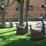 Abierta la renovada plaza Colón de Salamanca 2017