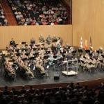 Concierto de música del Regimiento de Infanteria en Salamanca 2017