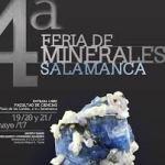 Feria de los minerales Salamanca 2017