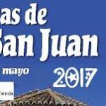 Programa Fiestas de San Juan en Arroyo de la Encomienda 2017
