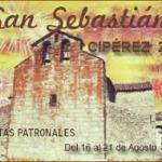 Fiestas de Agosto Cipérez 2017