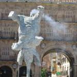 Adiós al elefante de la plaza Mayor de Salamanca 2017