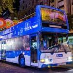 Autobus Municipal Naviluz Madrid 2017/18
