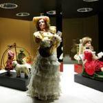 Exposición muñecas autómatas Salamanca 2018