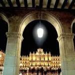 Encendido luces Navidad Plaza Mayor Salamanca 2017/18