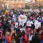 Programa Carnavales Laguna del Duero 2018