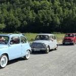 Rally coches clásicos más grande de Europa Salamanca 2018
