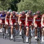 Recorrido de la vuelta ciclista Castilla y León Salamanca 2018