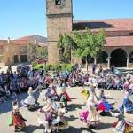 Festival de Danzas en Cespedosa 2018