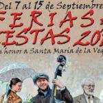 Programa Ferias y Fiestas Salamanca septiembre 2018