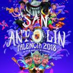 Libro de Fiestas Palencia San Antolin 2018