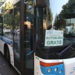 Autobuses municipales gratis Salamaq 2018