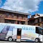 Ruta Bibliobús Salamanca Enero 2020