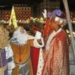 Cabalgata de Reyes Magos Valladolid 2019