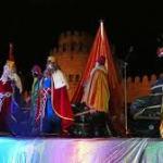 Cabalgata de Reyes Magos Avila 2019