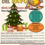 Novedades Carrera del Pavo Bejar 2018