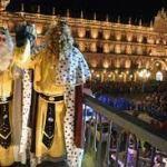 Horario y recorrido Cabalgata Reyes Magos Salamanca 2020