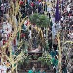Horario y recorrido procesión de las Palmas Valladolid 2019