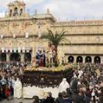 Nuevos horarios y recorridos procesiones Salamanca 2019