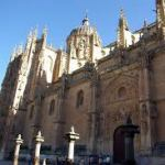 Desplome piedras Catedral Nueva de Salamanca 2019