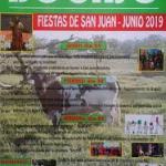 Fiestas de San Juan Bogajo Junio 2019