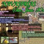 Fiestas San Juan Navasfrias 2019