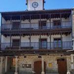 Programa de fiestas San Esteban de la Sierra septiembre 2019